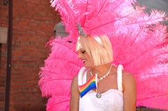 Toronto Pride Week 2009 Stock Photo