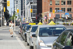 Toronto przedmieścia Fotografia Royalty Free