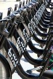 Toronto Public Bikes Stock Images