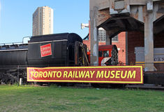 Toronto Railway Museum Royalty Free Stock Image