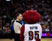 Toronto Rapters contra Los Ángeles Lakers Foto de archivo