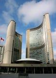 Toronto ratusz. Zdjęcie Stock