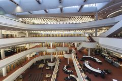 Toronto Reference Library, Canada Royalty Free Stock Image