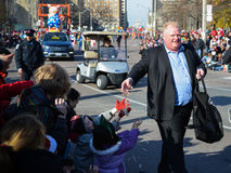 Toronto's 108th Santa Claus Parade Stock Images