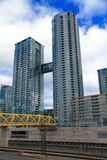 Toronto New Condos Stock Photography