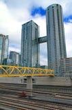 Toronto New Condos Stock Photo