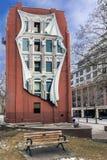 Toronto's Flatiron Mural Royalty Free Stock Images
