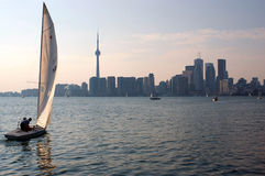 Toronto Sailing Stock Photos