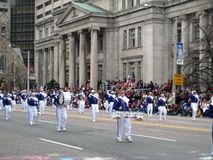 Toronto Santa Claus Parade 2009 Royalty Free Stock Images