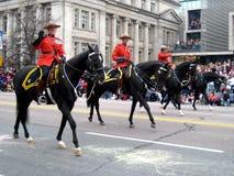 Toronto Santa Claus Parade 2009 Stock Images