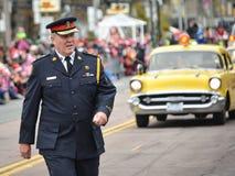 Toronto 2013 Santa Claus Parade Royaltyfria Foton