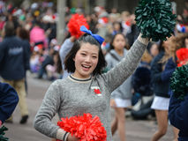 2013 Toronto Santa Claus Parade Royalty-vrije Stock Foto