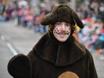 Toronto 2013 Santa Claus Parade Arkivbild