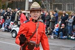Toronto 2013 Santa Claus Parade Arkivbilder