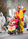 Toronto Santa Claus Parade 2014 Stock Photos