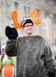 Toronto Santa Claus Parade 2014 Royalty Free Stock Images