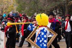Toronto Santa Claus Parade Royalty Free Stock Photography
