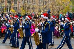 Toronto Santa Claus Parade Royalty Free Stock Photos