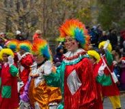 Toronto Santa Claus Parade Stock Photography