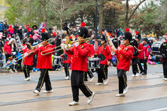 Toronto Santa Claus Parade Stock Images