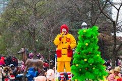 Toronto Santa Claus Parade Stock Images