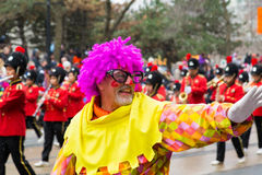 Toronto Santa Claus Parade Royalty Free Stock Image