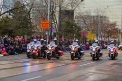 Toronto Santa Claus Parade Stock Photos