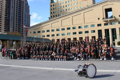 Toronto Scottish Regiment 2 Royalty Free Stock Photo