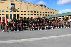 Toronto Scottish Regiment 4 Royalty Free Stock Images