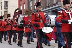 Toronto signaleert het Marcheren Band Stock Foto's