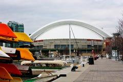 Toronto Skydome foto de archivo libre de regalías