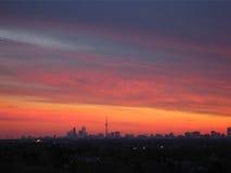 Toronto-Skyline Stockfotos