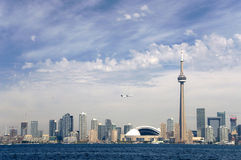 Toronto Skyline Royalty Free Stock Photo