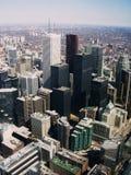 Toronto skyline Stock Photography