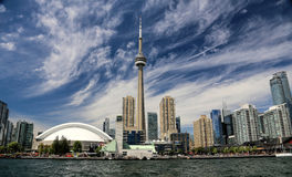 Free Toronto Skyline Royalty Free Stock Photography - 75408457