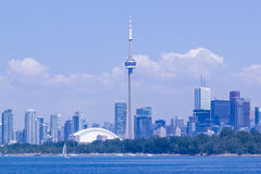 Toronto skyline. Stock Photography