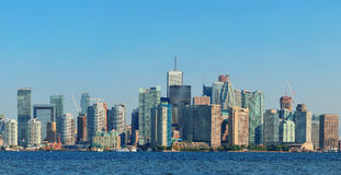 Free Toronto Skyline In The Day Stock Images - 28757874