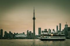 Toronto Skyline Stock Photo
