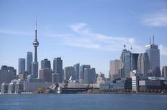Toronto skyline Stock Images
