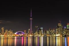 Toronto Skyline. On sunny day, Canada Stock Photo
