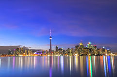 Toronto Skyline Stock Photos
