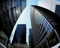 Toronto - skyscrapers Stock Image