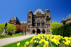 Toronto in Spring Royalty Free Stock Photography