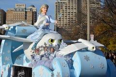 Toronto ståtar 108. Santa Claus Royaltyfri Fotografi