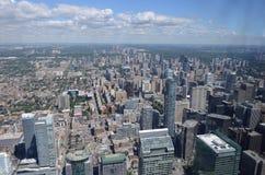 Toronto stad Royaltyfri Fotografi