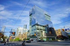 Toronto stad royaltyfria bilder