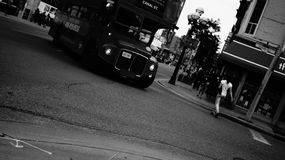 Toronto stad Tourbus Royaltyfri Fotografi