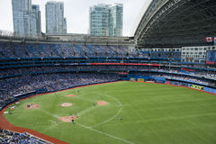 Toronto stadium Royalty Free Stock Images