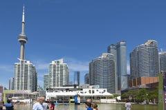 Toronto stads- sikt Arkivbilder