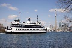 Toronto stadshorisont Fotografering för Bildbyråer